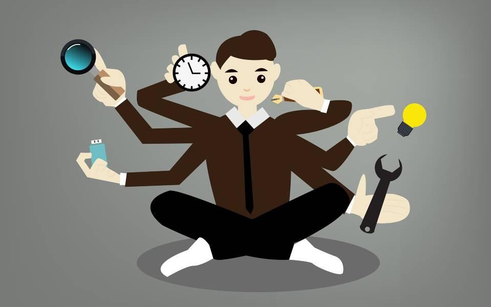 Multitaskingfähig – ist das heilbar?