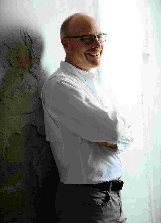 Gründer der Ressourcen-Werkstatt, Wolfgang Bahre